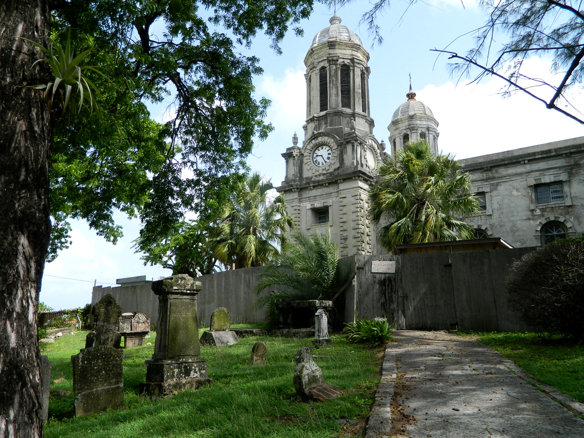 cathedral with cemetery.JPG