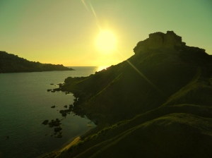 Malta sunset 2