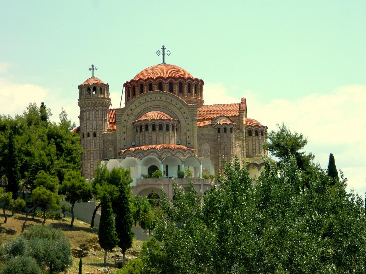 monastery with garden.JPG