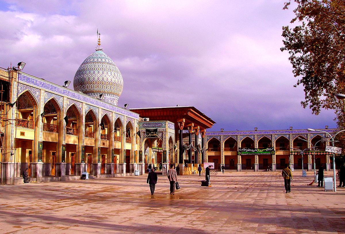 PICT6413-Shiraz inside Aramgah-e Shah-e Cheragh.JPG