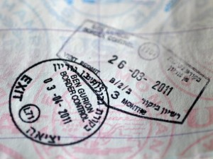 The Myth Of Israeli Passport Stamp Problem