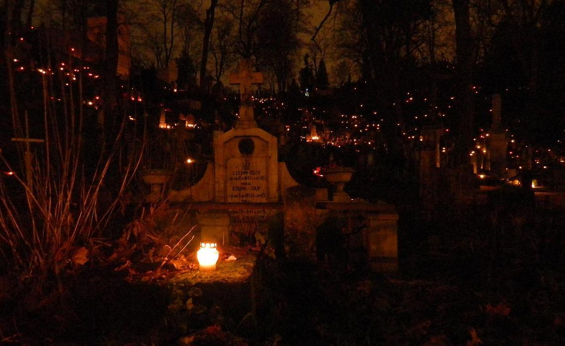 All Saints' Night in Vilnius   The Happy Hermit