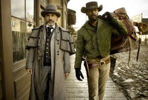 Django Unchained Christoph Waltz Jamie Foxx