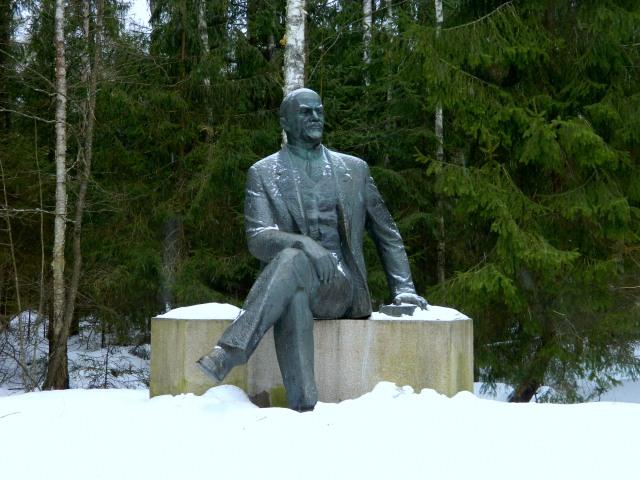 Grutas Park Lenin
