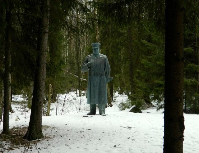 Grutas Park Stalin