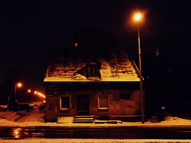 Savanoriu prospektas Vilnius old house