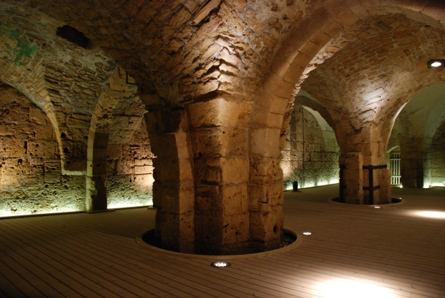 Akko underground