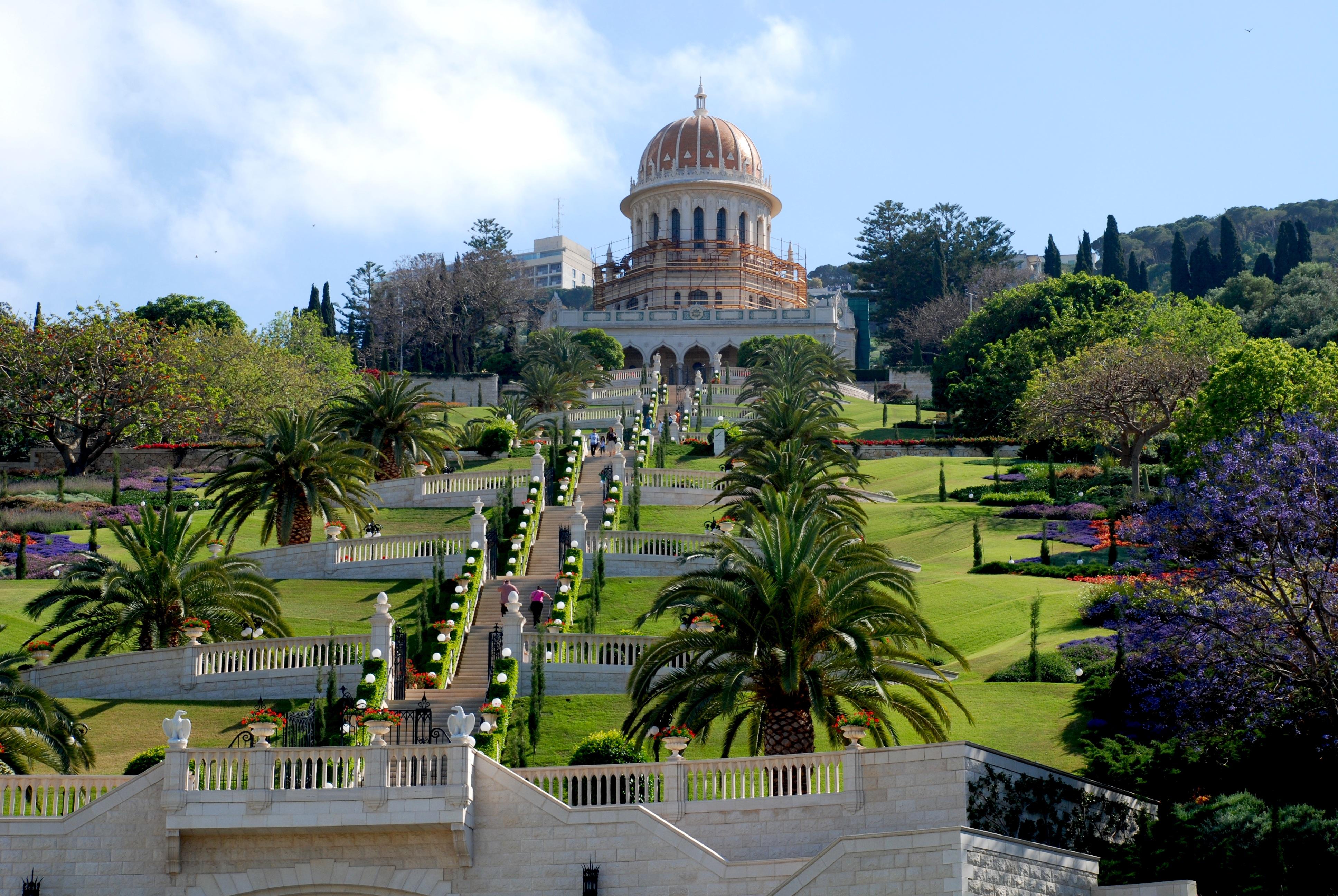 bahai gardens haifa pictures check out bahai gardens