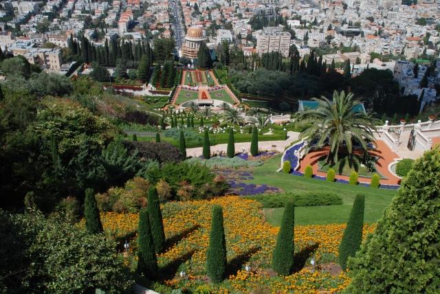 Bahai garden Haifa