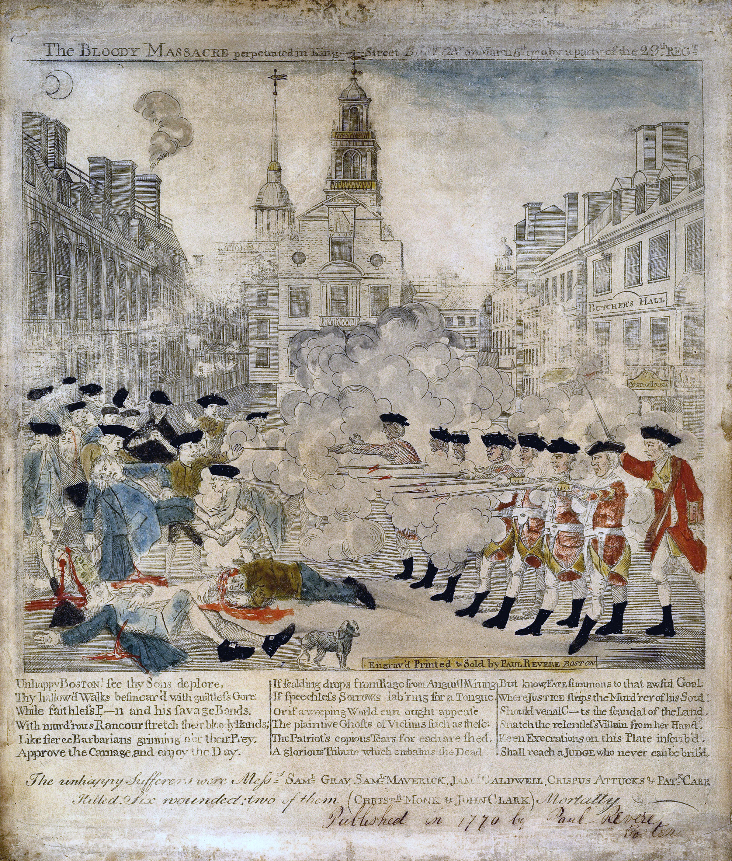 the boston massacre The boston massacre teacher notes: introduction to case: in this case, students explore different perspectives and viewpoints on who was responsible for the boston massacre.