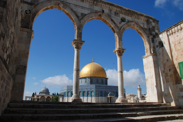 Jerusalem temple mount (2)