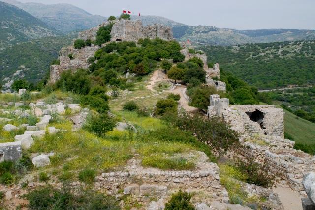 Nimrod fortress 1