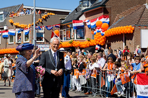 Queen's Day Netherlands