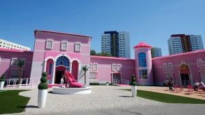 Barbie Dreamhouse Berlin