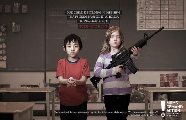 child safety guns Kinder chocolate surprise egg