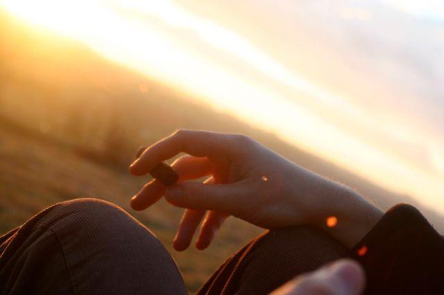 cigar sunset