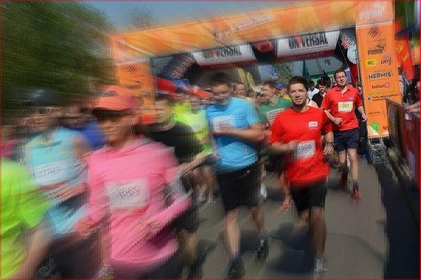 Trakai half marathon start-001