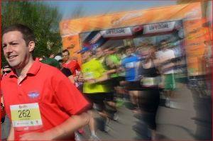 Trakai half marathon start 2-001