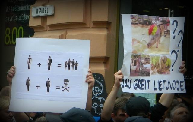 animal poster Baltic Pride