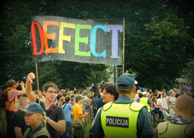 Defect Baltic Pride