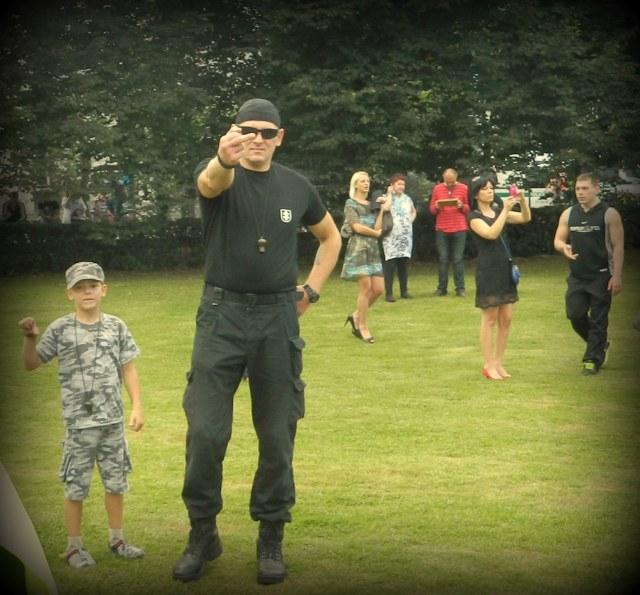 father and son 2 Baltic Pride