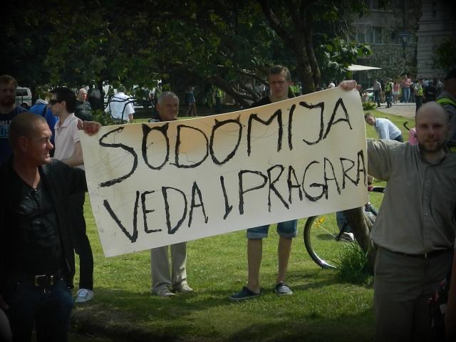 Sodom Baltic Pride