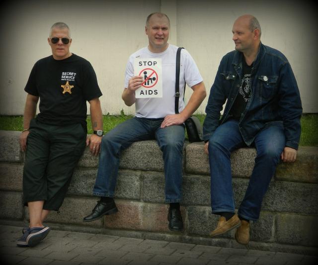 Stop AIDS Baltic Pride