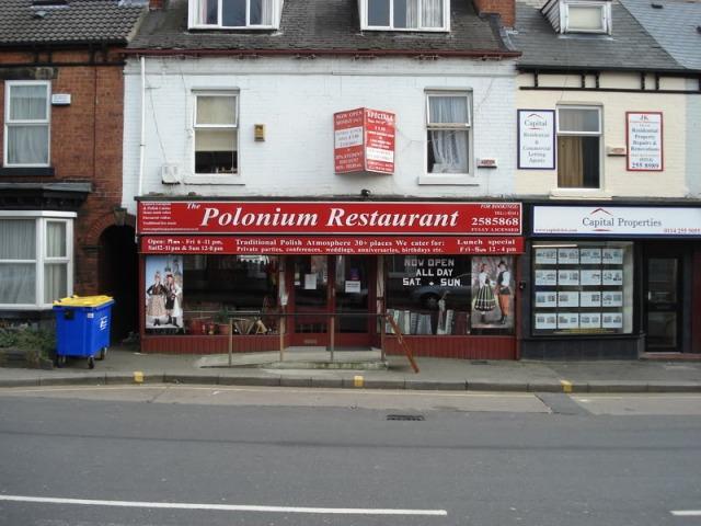 Polonium Restaurant