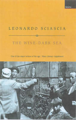 Leonardo Sciascia wine-dark sea