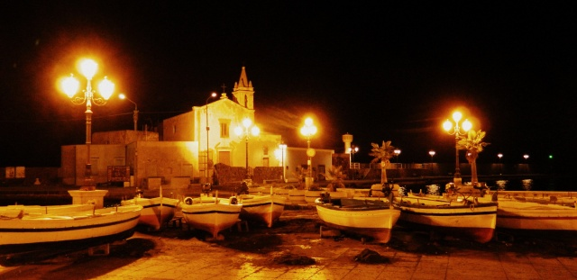 Marina Corta church