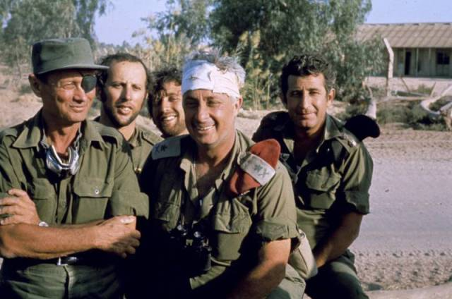 Ariel Sharon 1973 war