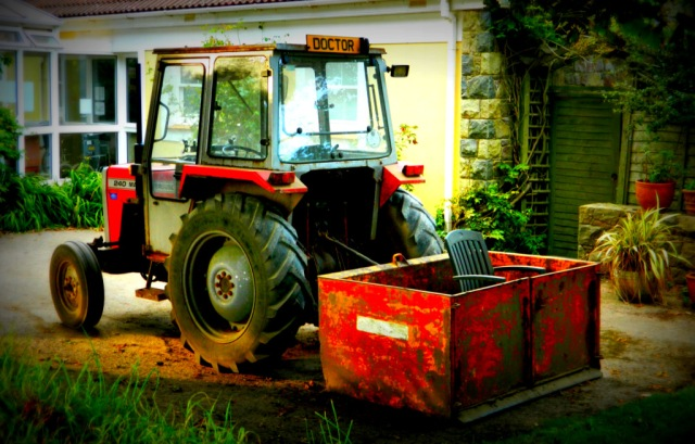 doctor tractor