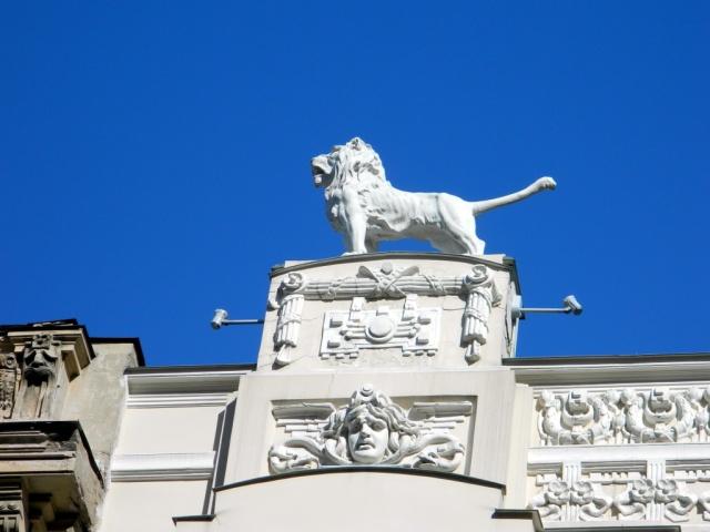 lion Riga