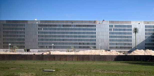 BND-Zentrale-Palme