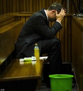 Oscar Pistorius bucket
