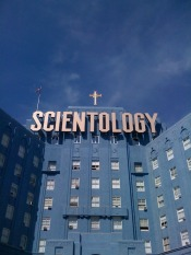 Scientology building