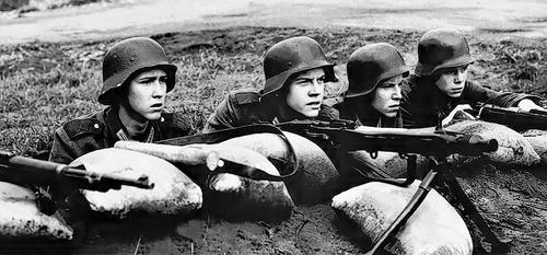 Wehrmacht Kindersoldaten
