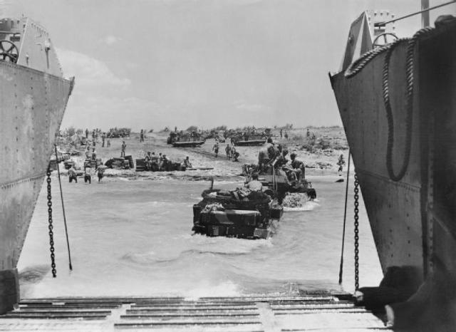 Sicily Operation Husky 10July1943