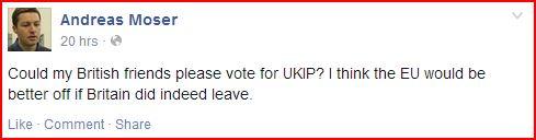 UKIP Facebook