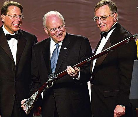 Dick Cheney rifle