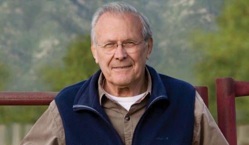 Donal Rumsfeld private