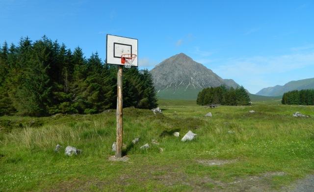 scotland basketball court