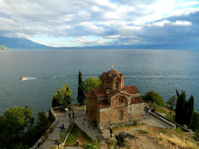 dark clouds Sveto Jovan Ohrid 2