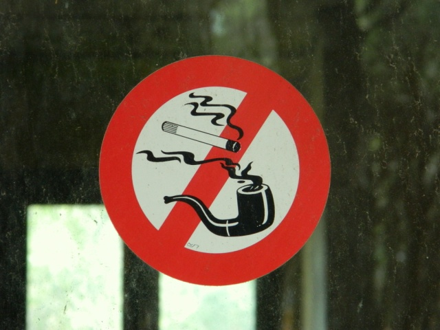pipes and cigarettes