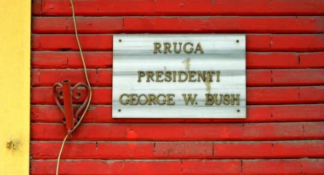 rruga George W Bush 2