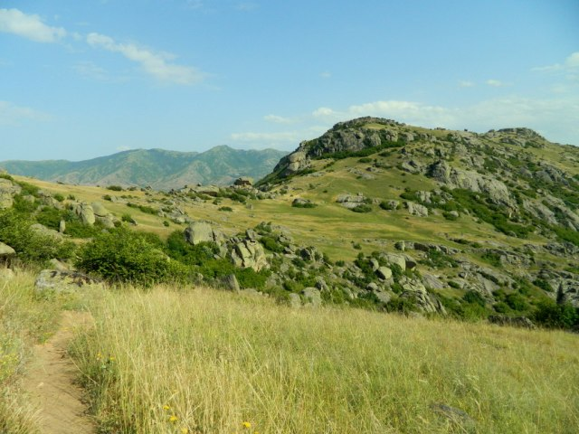 view hike Treskavec