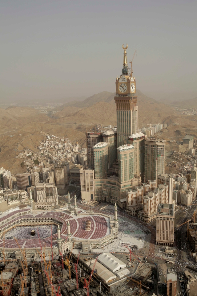 MakkahRoyalClockTowerHotel