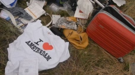 MH17 t-shirt Amsterdam