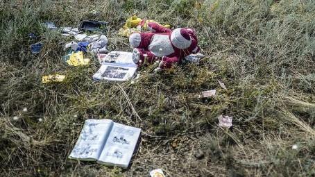MH17 teddy