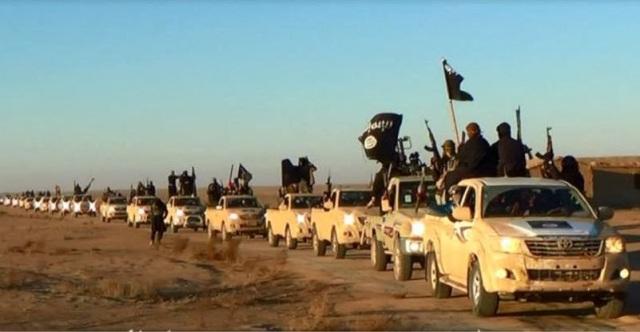 convoy ISIS